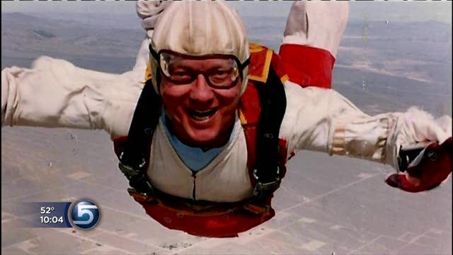 St  George skydiver, elderly woman die in skydiving accident