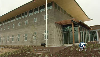 Salt Lake County Public Works Administration Building