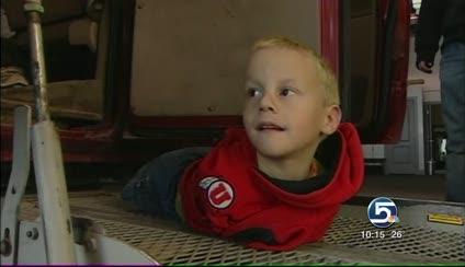 Utah Boy Given Gift Of Mobility Ksl Com