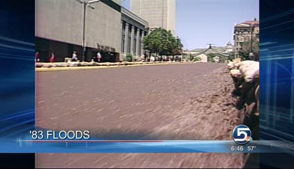 Ksl Com Cars >> Chiefs from '83 remember Salt Lake floods and their ...