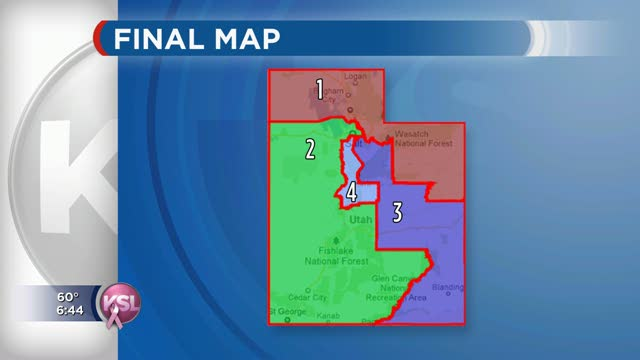 Ksl Com Cars >> With congressional map done, time for candidates to pick a race | KSL.com